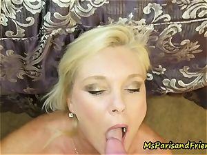 Ms Paris enjoys a prick in Her arse