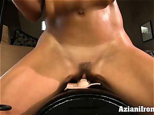 Brandi enjoy rails the sybian saddle bare