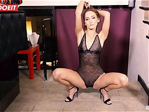 LETSDOEIT - Kira Gets harsh torment at bondage & discipline party